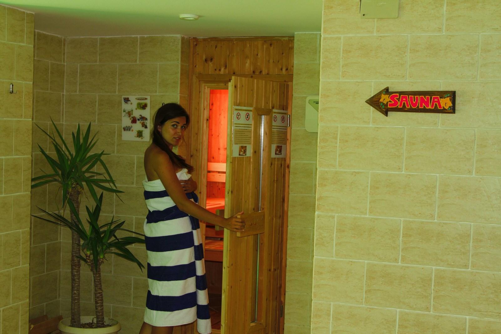 La sauna finalndese