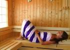 la sauna finalndese del kitesurfing village